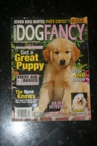 KASE Havanese dog featured in Dog Fancy Magazine